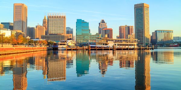 Baltimore-Tours