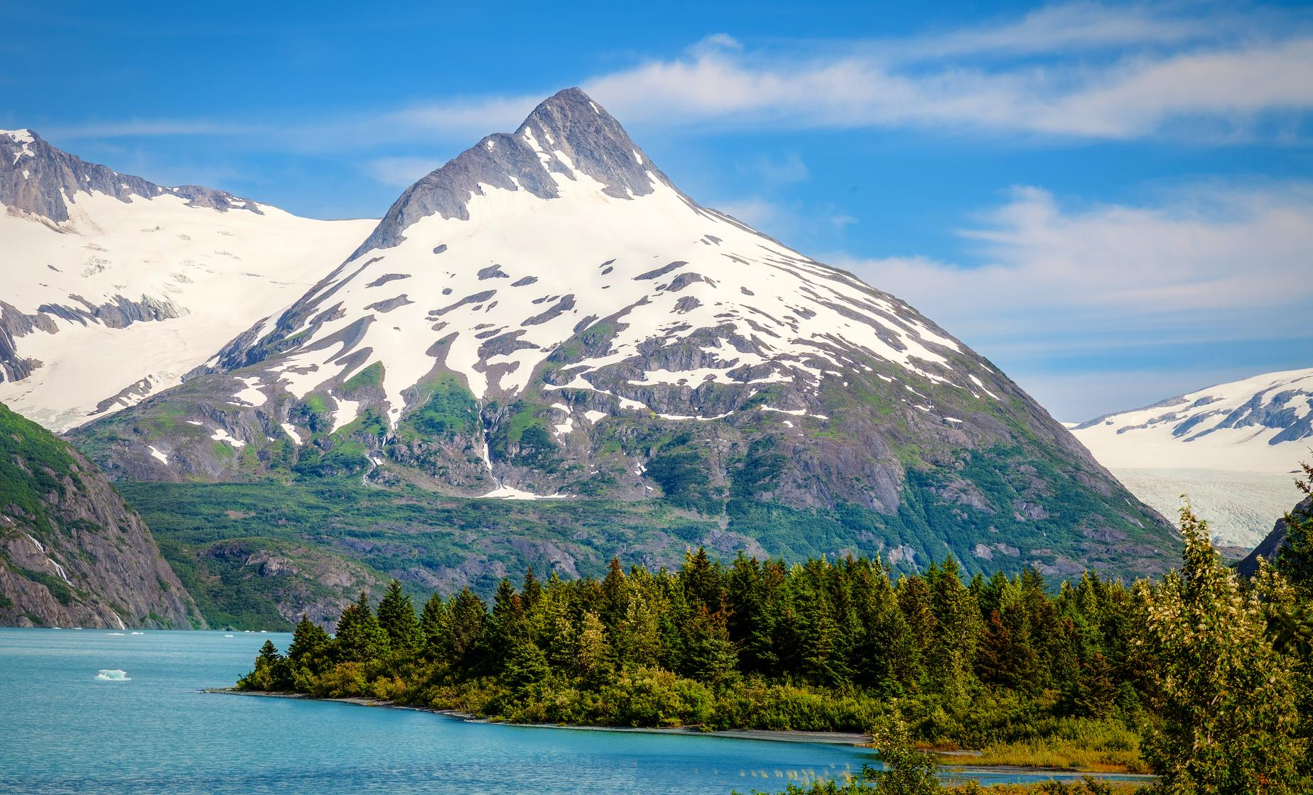 Glacier and Turnagain Arm Road Tour in Anchorage (Mt. Alyeska, Roundhouse Museum)