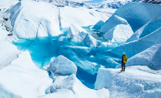 Glacier Walking Day Tour in Matanuska-Susitna Valley from Anchorage, Alaska