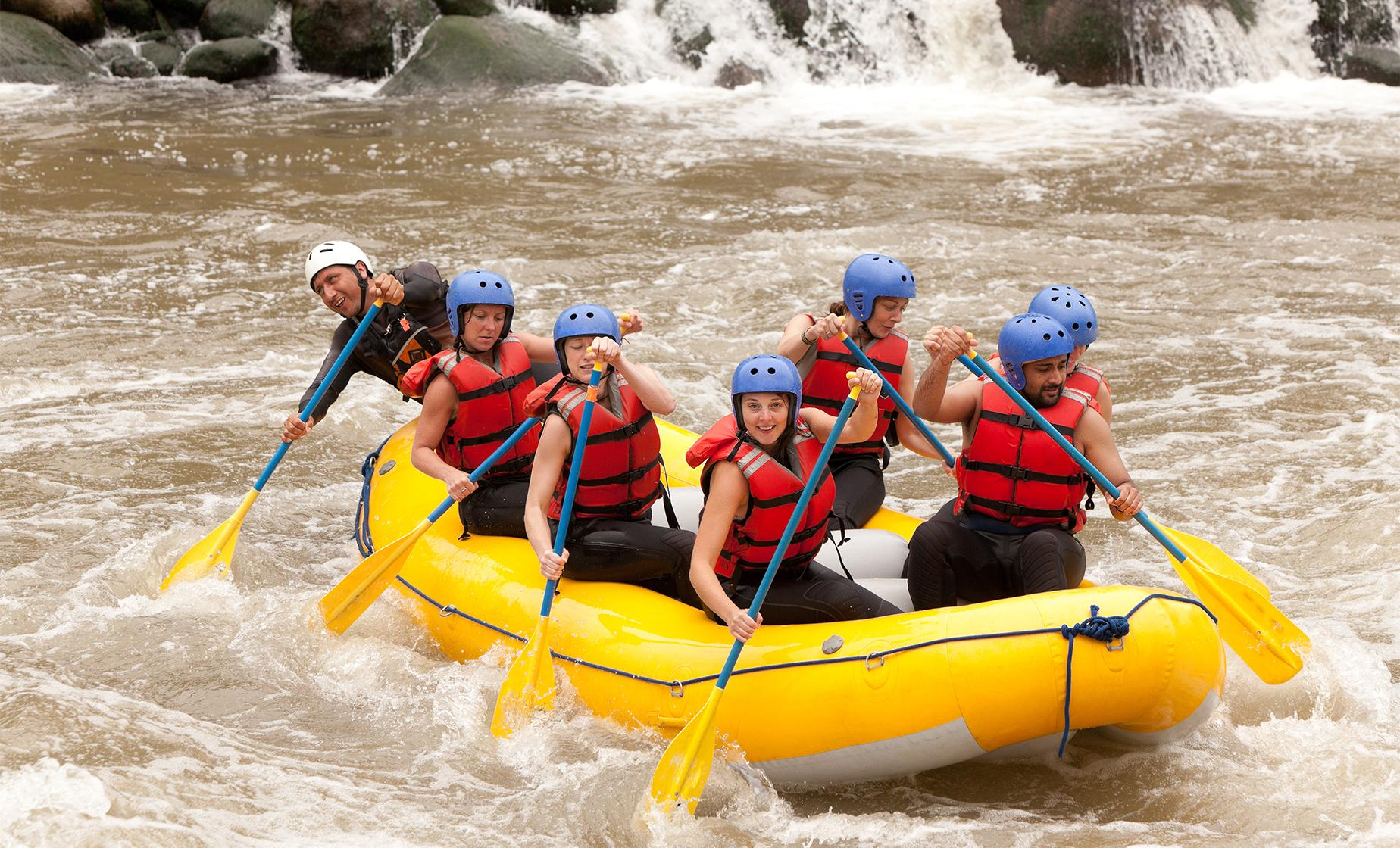 McKinley Run Rafting Experience in Denali, Alaska (Nenana River)