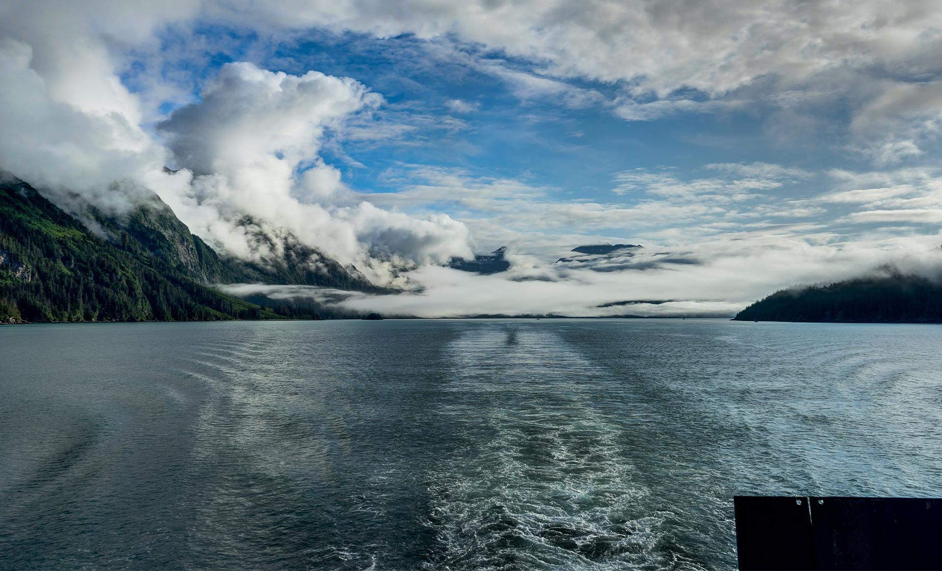 Skagway Jet Boat Adventure from Haines