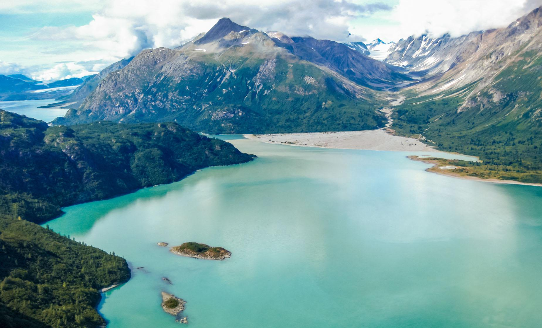 Private Flightseeing and Rafting Adventure in Haines