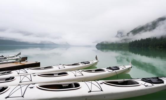 Private Inside Passage Sea Kayaking
