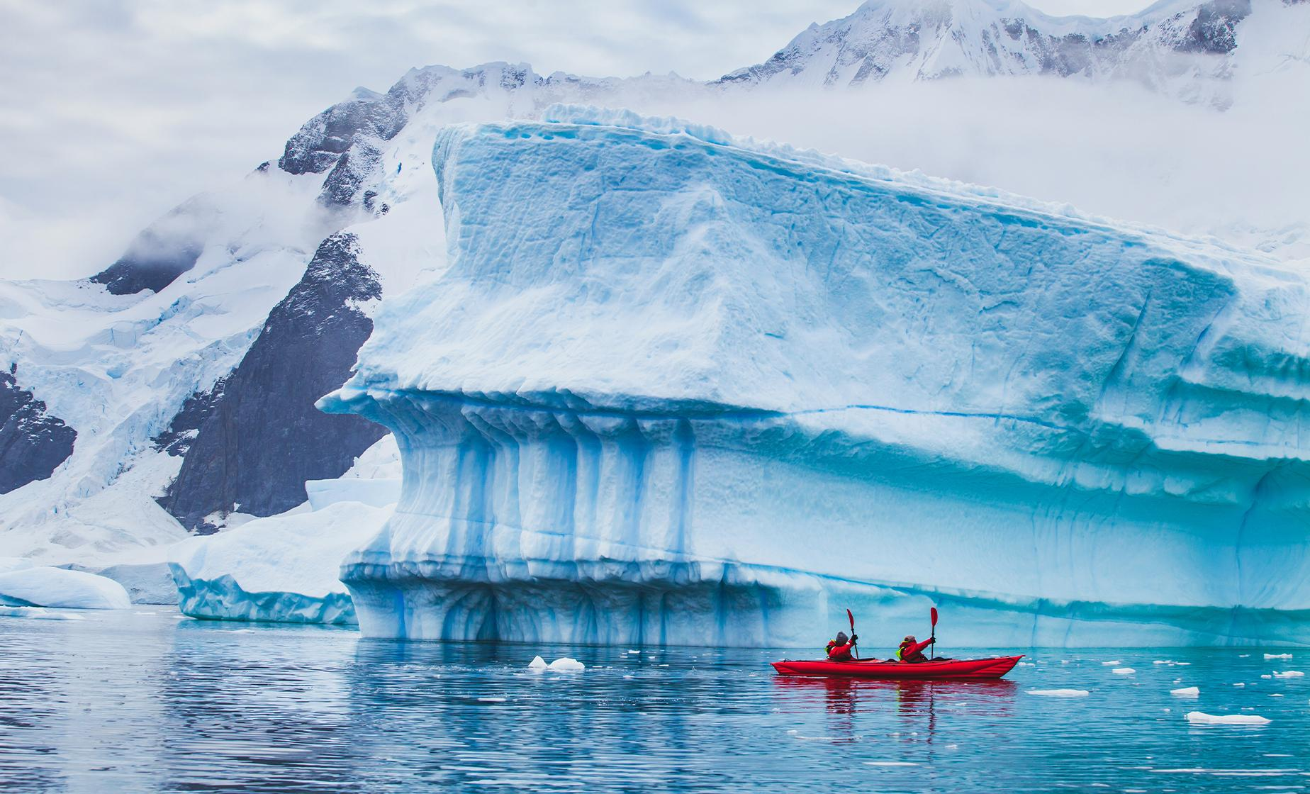 North Douglas Island Sea Kayaking Tour with View of Mendenhall Glacier in Juneau