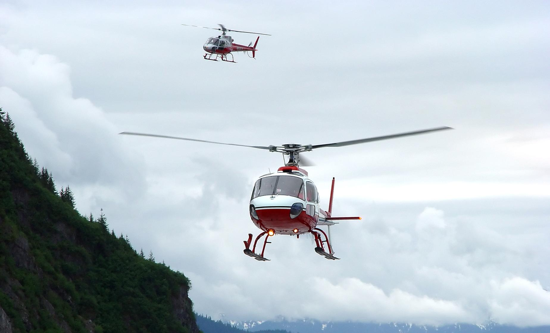 Helicopter Icefield Excursion