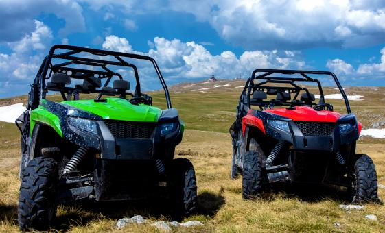 Ketchikan Adventure Kart ATV Expedition Day Tour in Alaska