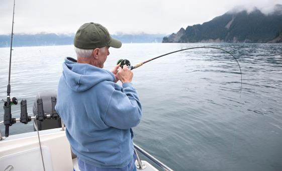Private Halibut and Salmon Fishing