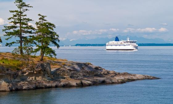 High-Speed Passenger Ferry From Victoria, British Columbia to Seattle, Washington (High Season)