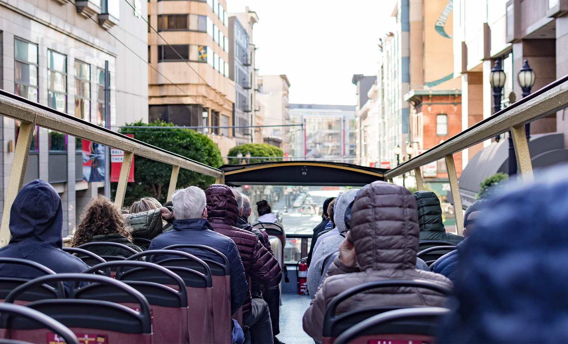 Photo of San Francisco One Day Hop On Hop Off All Loop Bus Tour