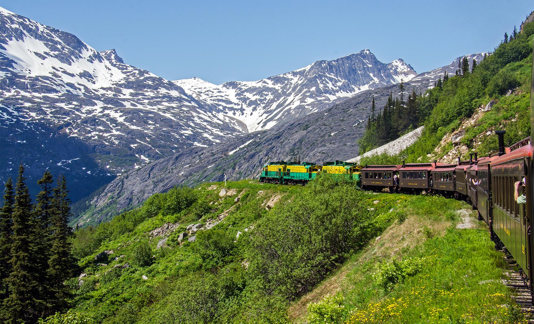 Bennett Scenic Journey Cruise Excursion from Skagway