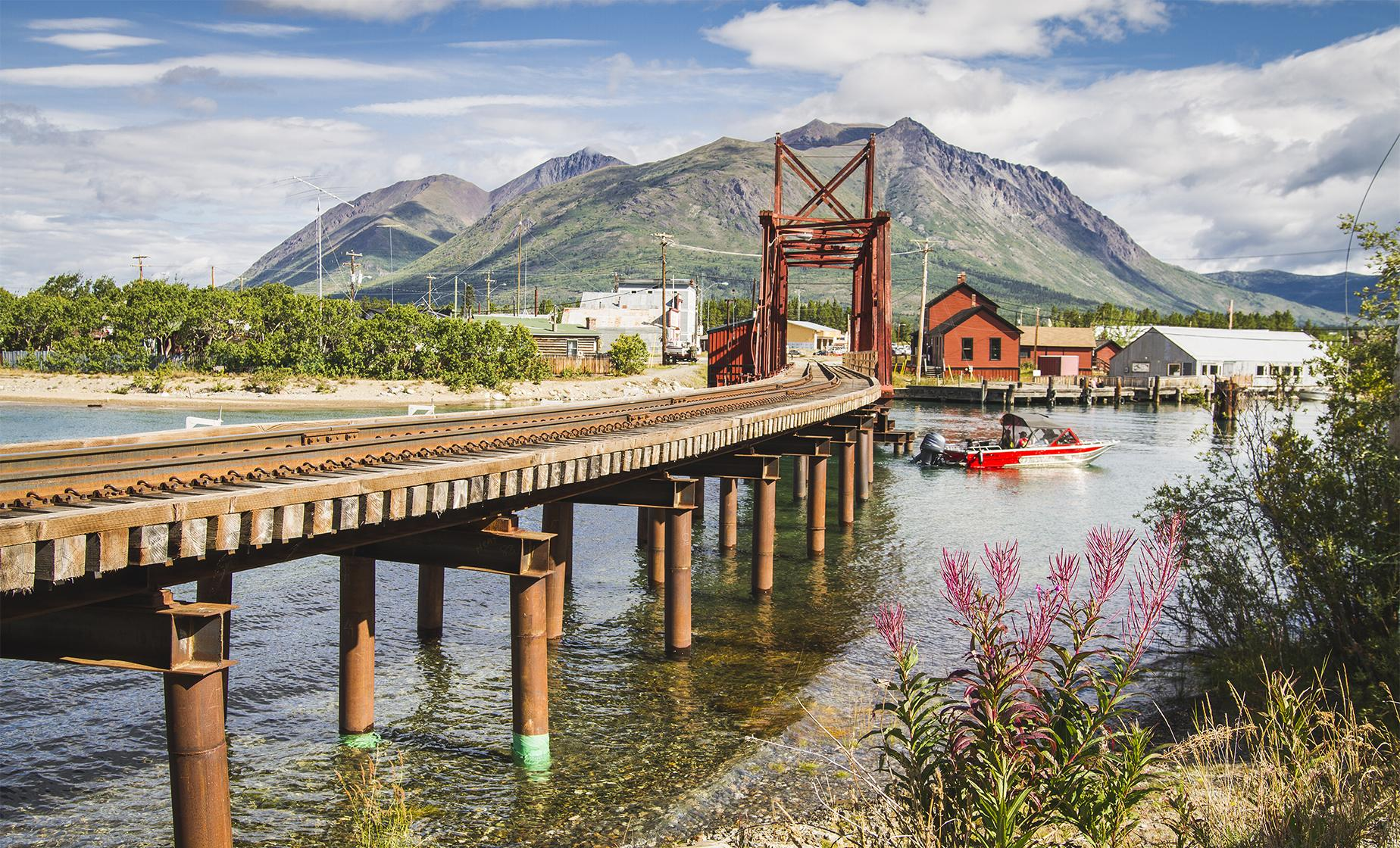 Sightseeing Tour in the Yukon to White Pass Summit & Klondike Highway from Skagway, Alaska
