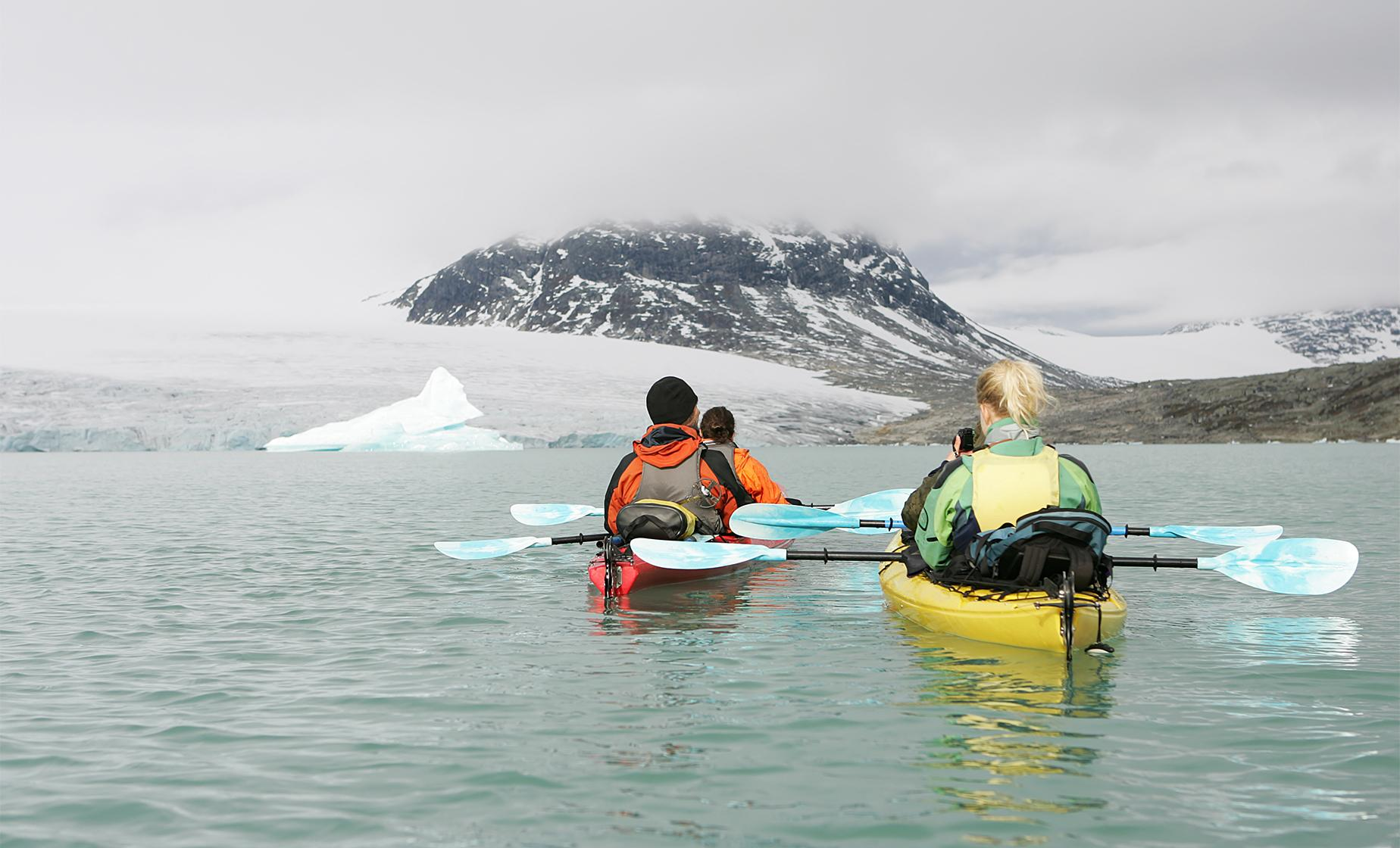 Exclusive Harbor and Islands Guided Kayak Tour