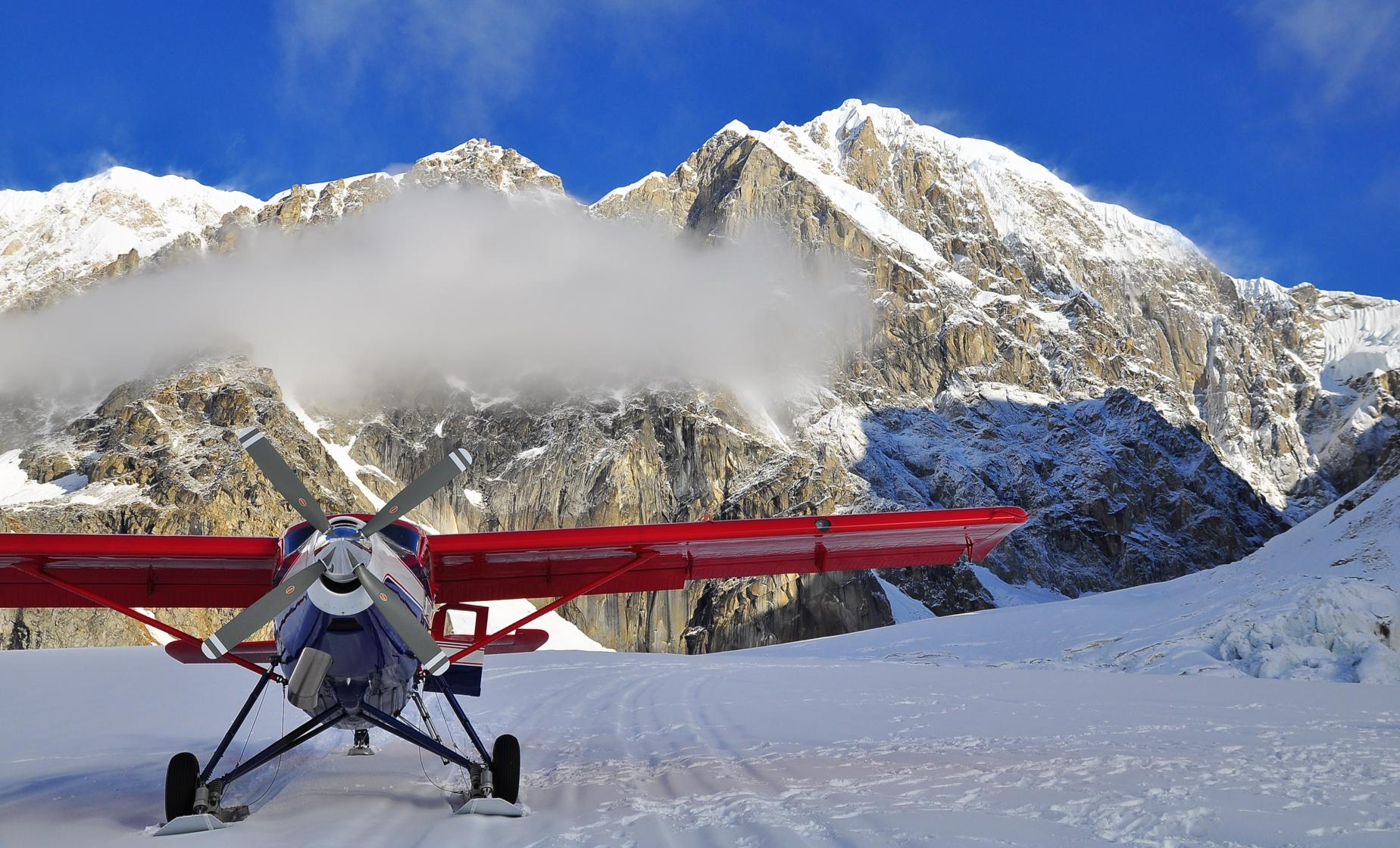 Talkeetna Shore Trips | Grand Denali Tour with Glacier Landing