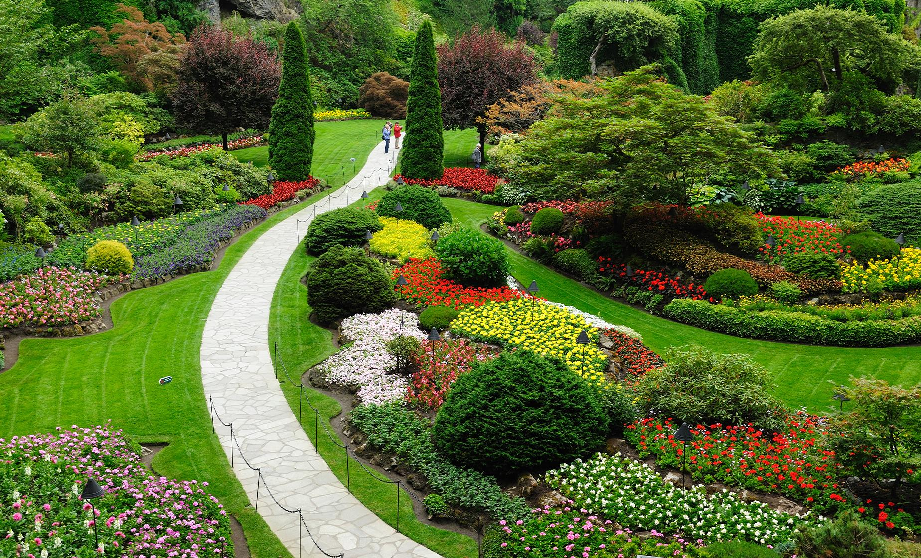 Private City Tour with Butchart Gardens