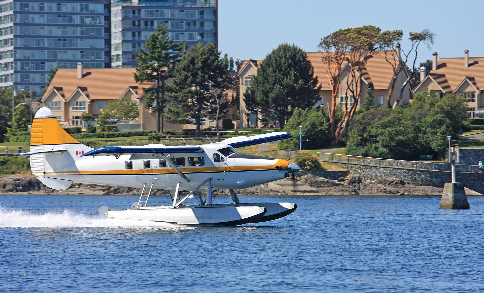 Victoria by Air and Sea Pre Cruise Hotel