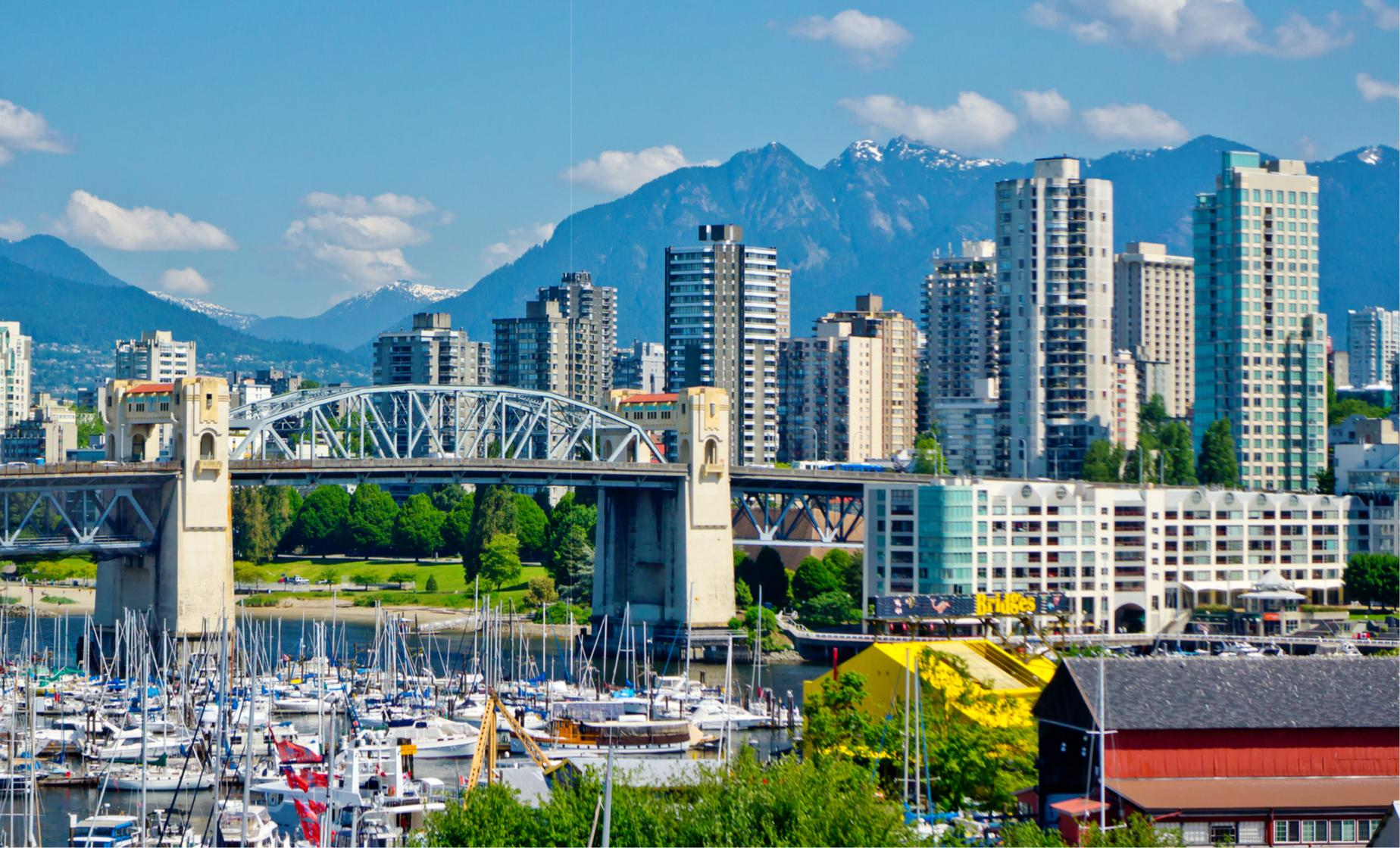 Vancouver Classic Pass 48-Hour Hop On-Hop Off