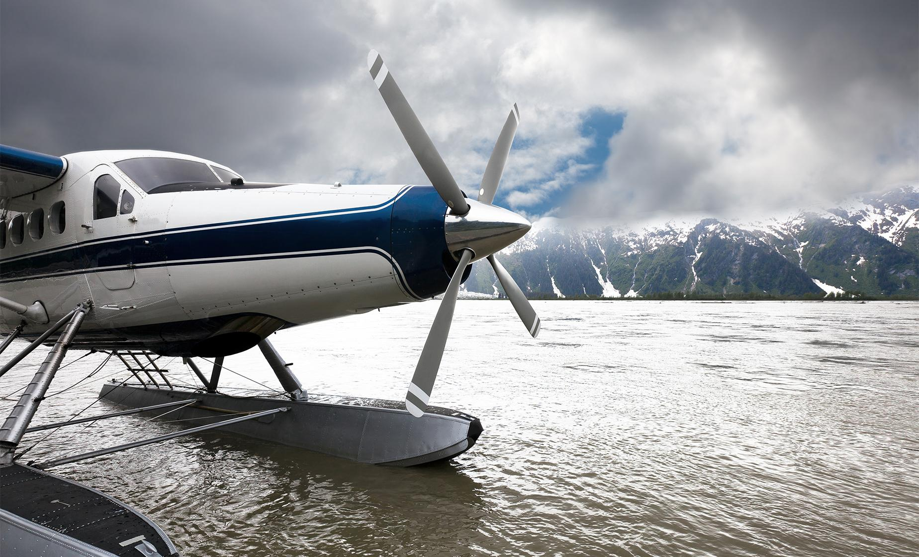 Whistler Mountains and Floatplane Tour in Vancouver (Blackcomb Mountains)