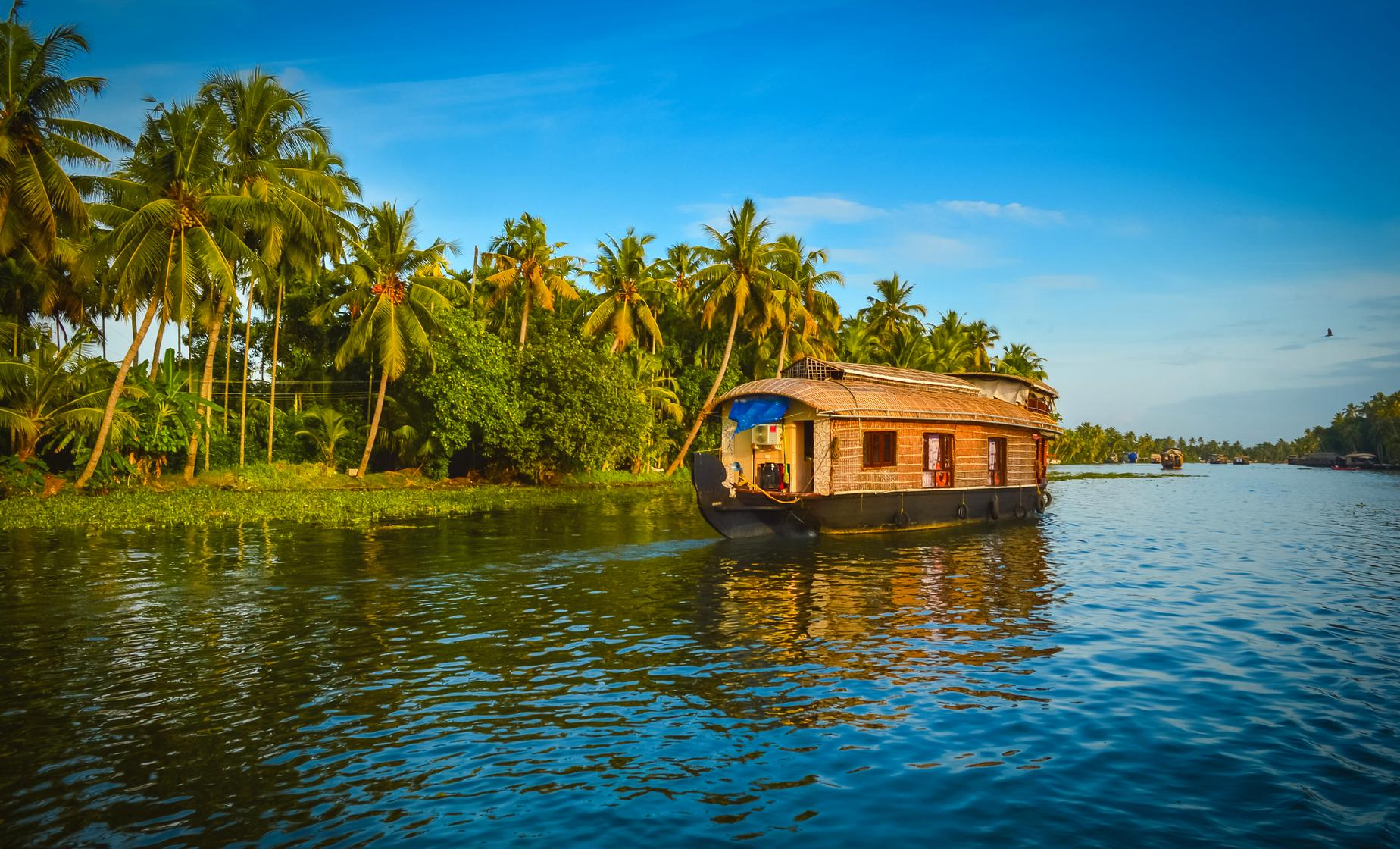 Kerala Houseboat Cruise