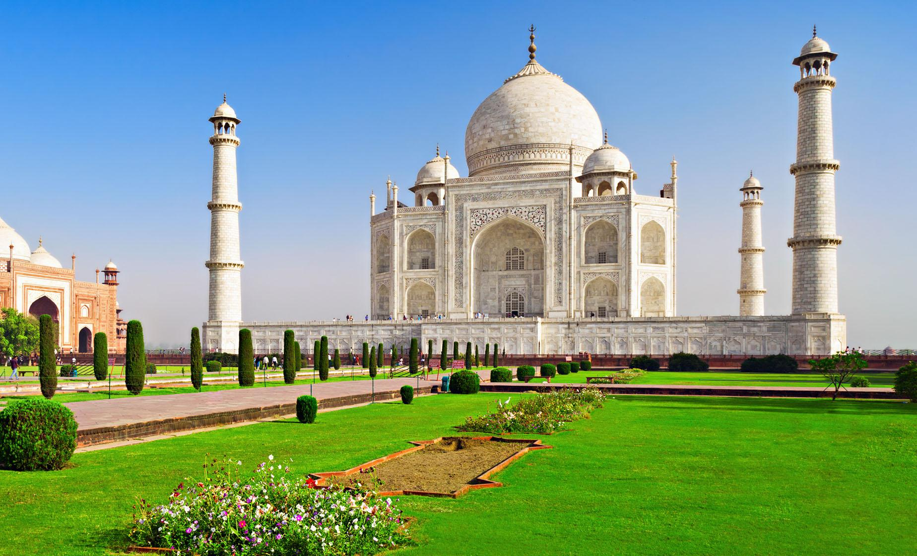 Journey to the Taj Mahal from Cochin - Double Occupancy
