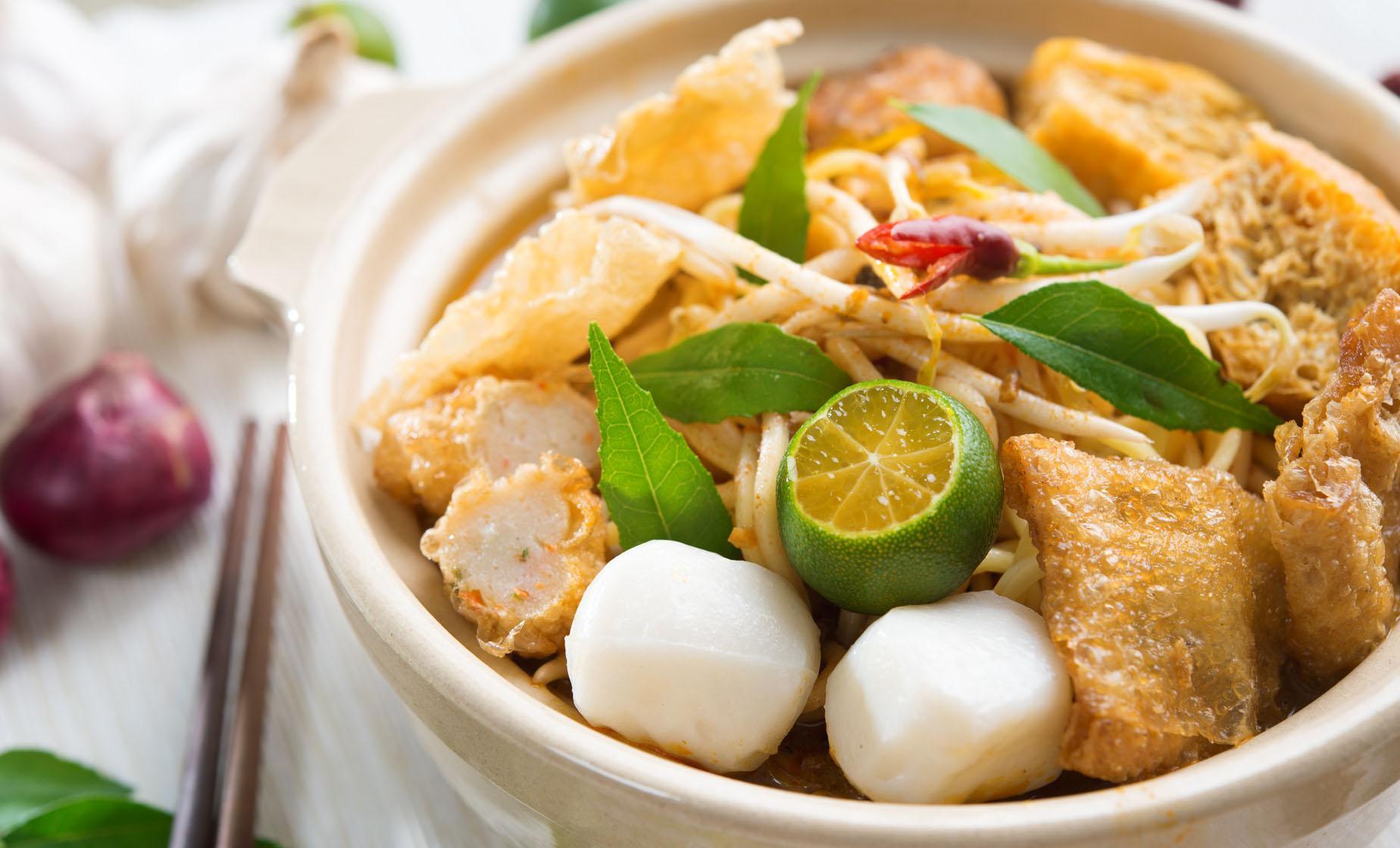 Tasting Penang's Finest