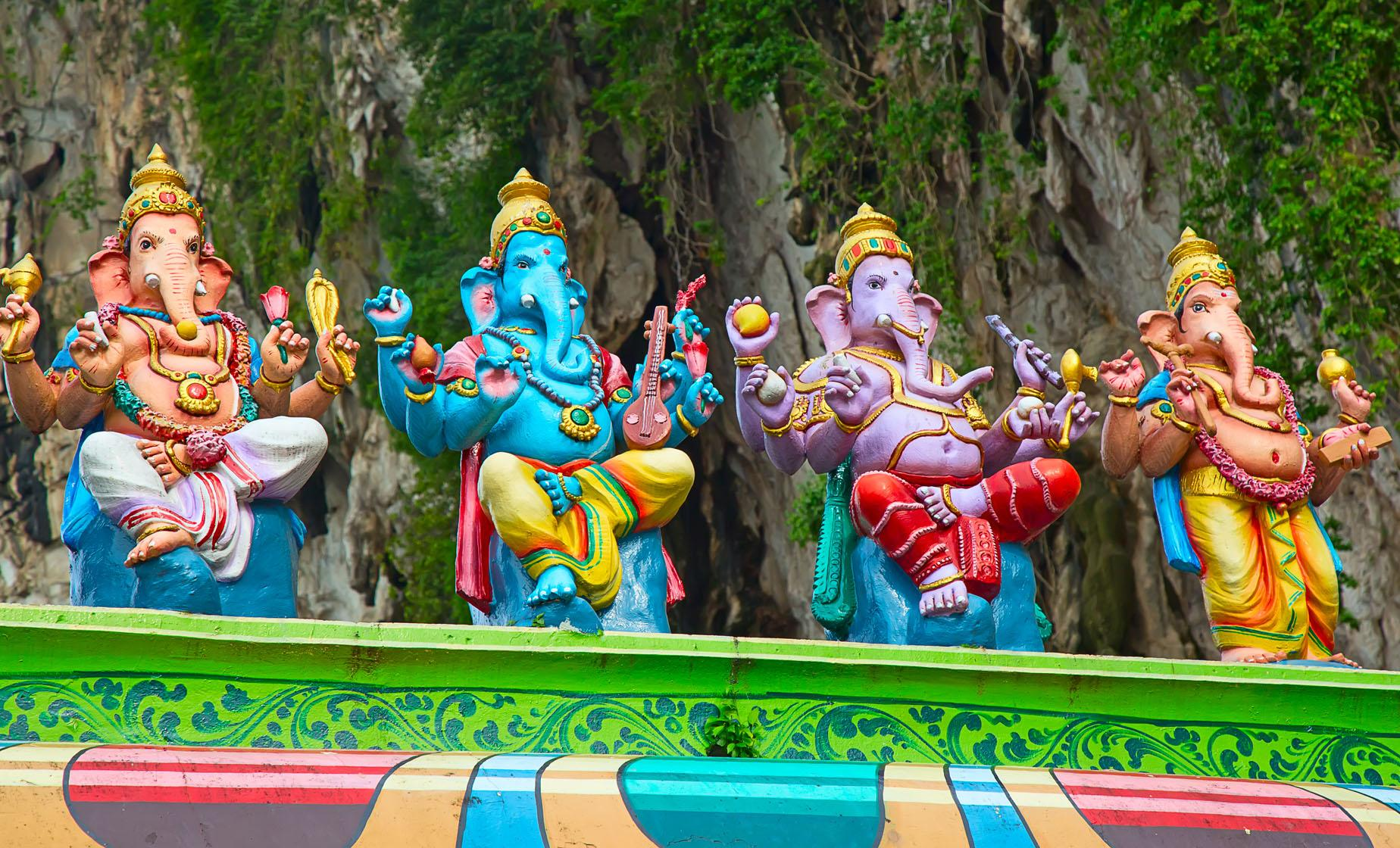 Journey into the Batu Caves