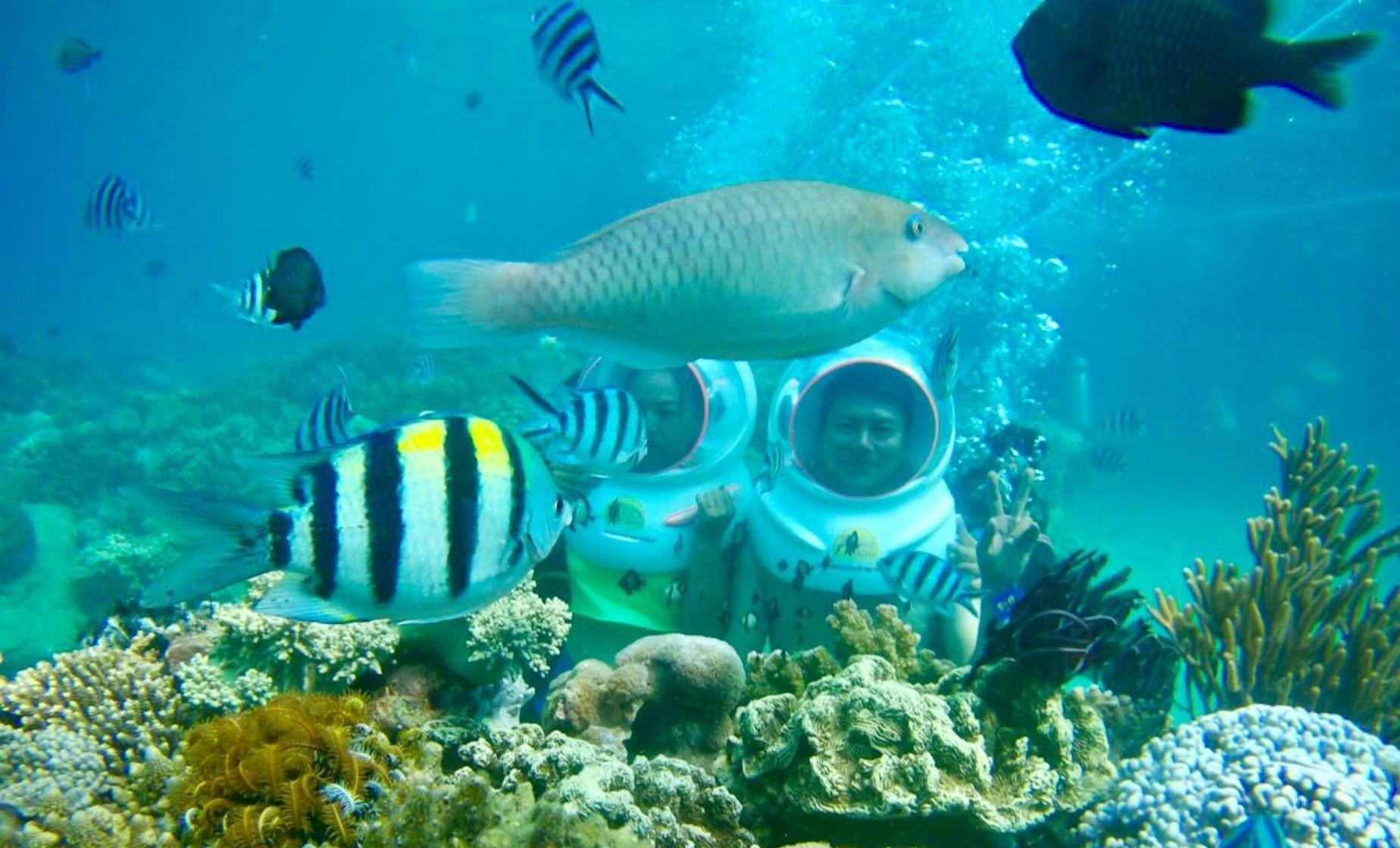 Nha Trang Helmet Dive