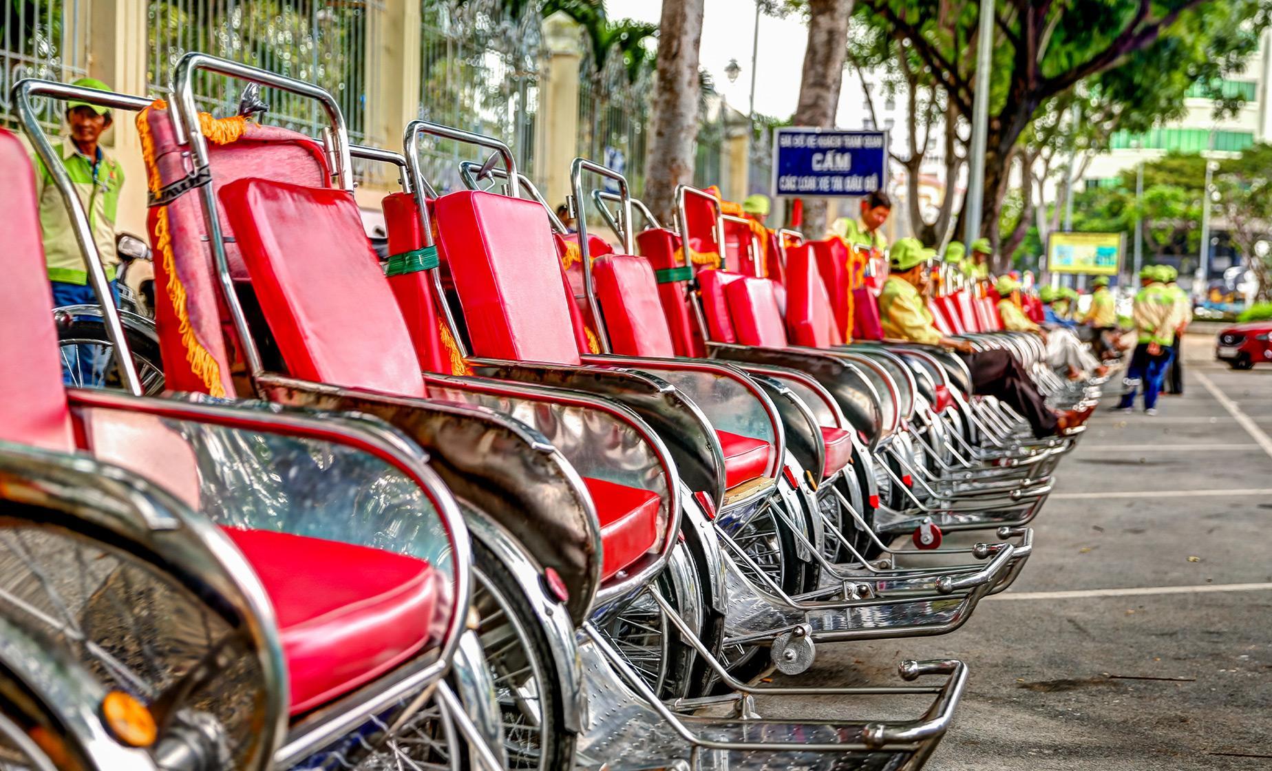 Nha Trang Pedicab Tour