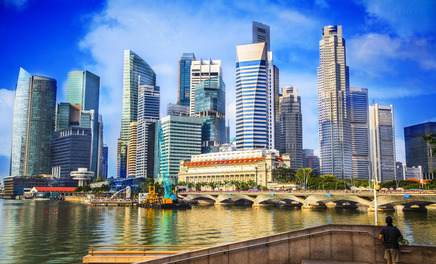 Singapore in Half a Day Tour