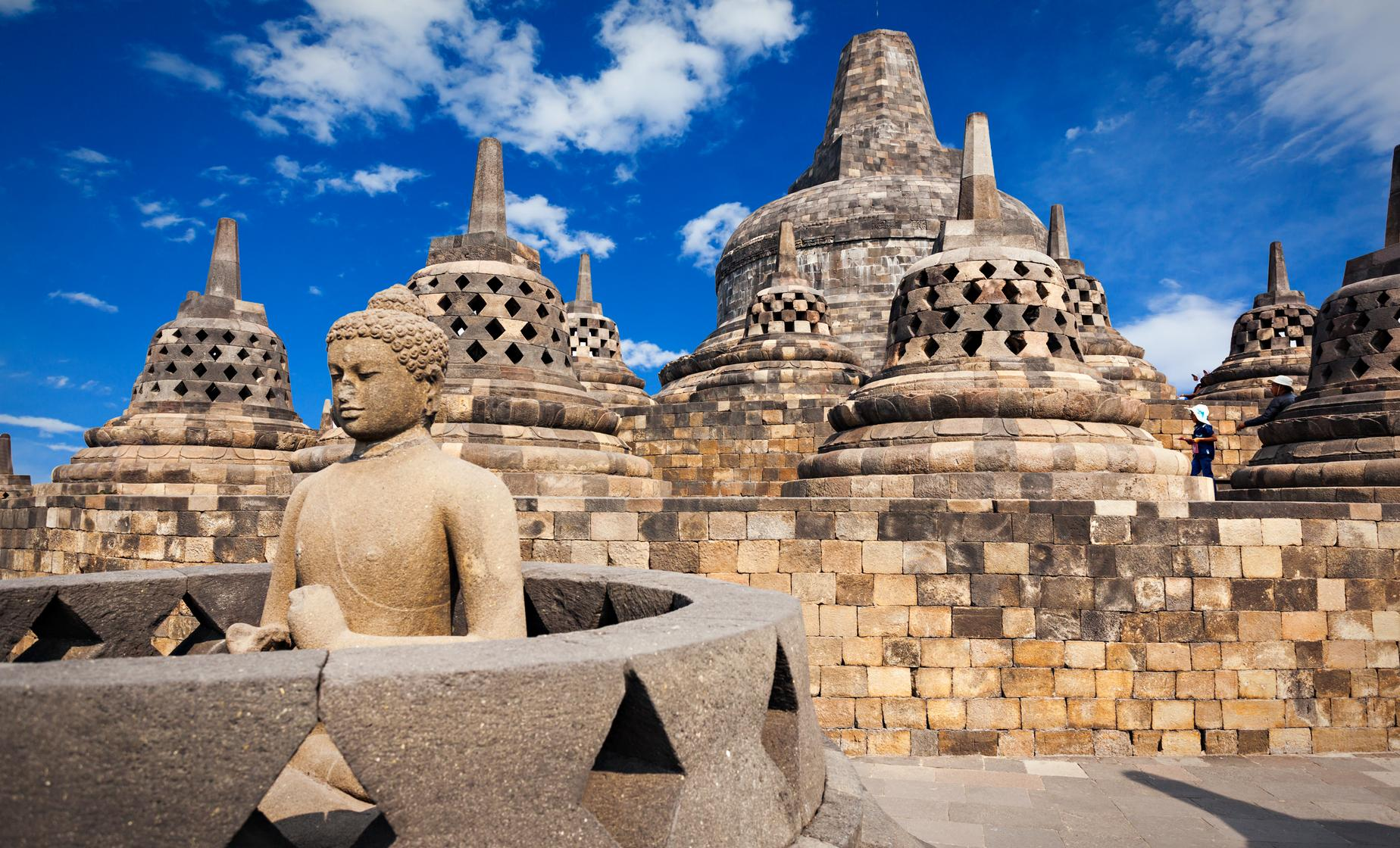 Private Borobudur Adventure