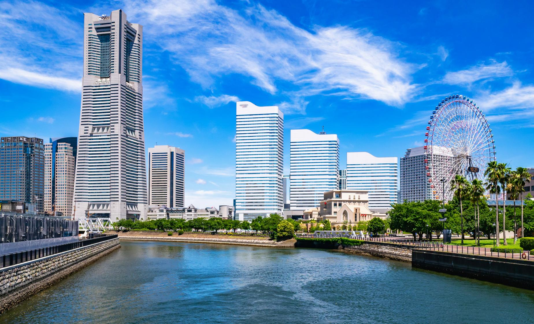 Highlights of Yokohama Walking Tour