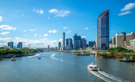 Brisbane City Tour with River Cruise (China Town, Parliament House, South Bank Parklands)