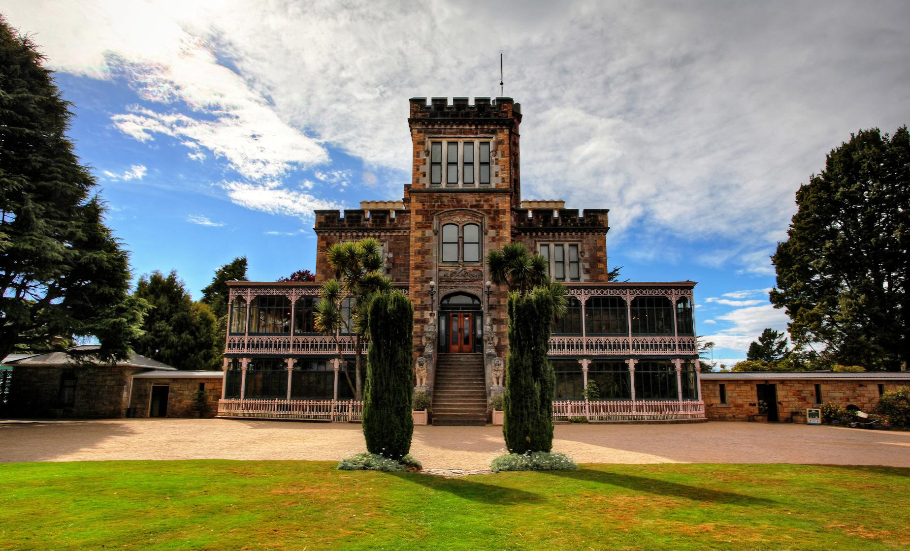 Wildlife, History and Larnach Castle