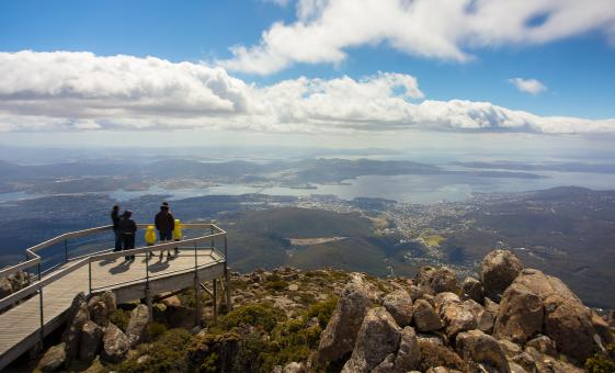 Grand Hobart Tour (Salamanca Place, Battery Point, Mount Wellington)