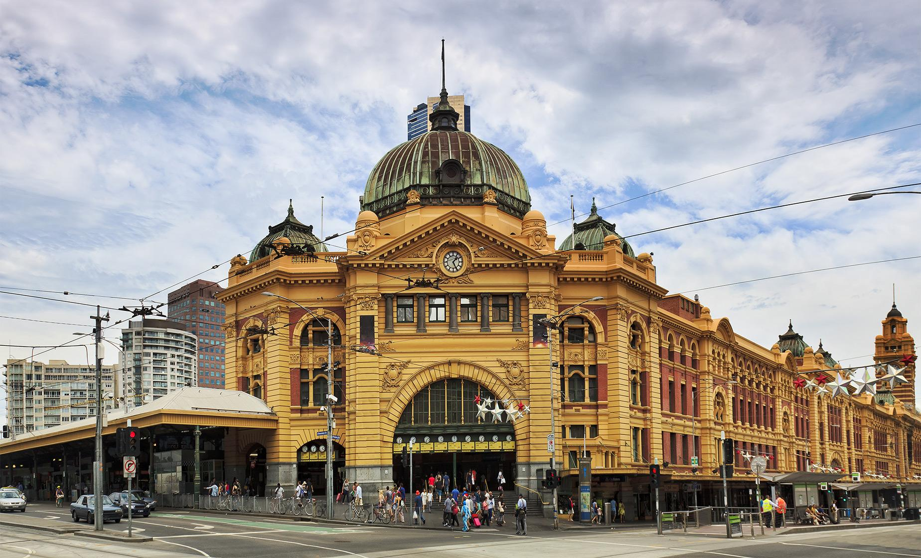 Melbourne City Tour (St. Paul's Cathedral, Bolte Bridge, Fitzroy Gardens)