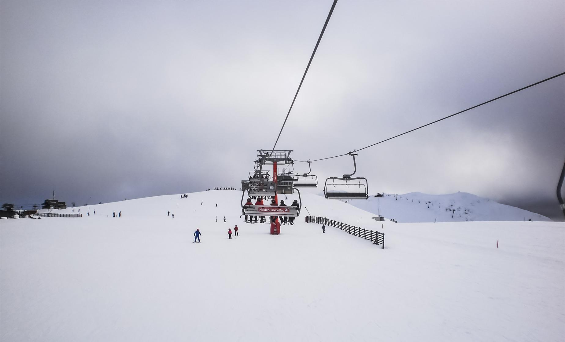 Mount Buller Ski Tour from Melbourne (Yea, Bonnie Doon, Mansfield)