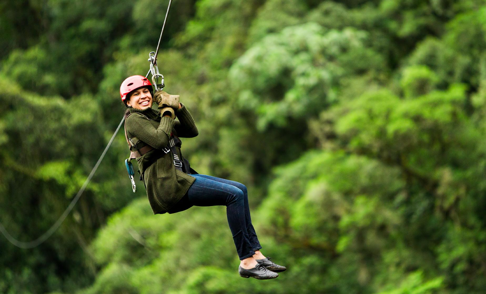 Jungle Surfing Zipline Tour