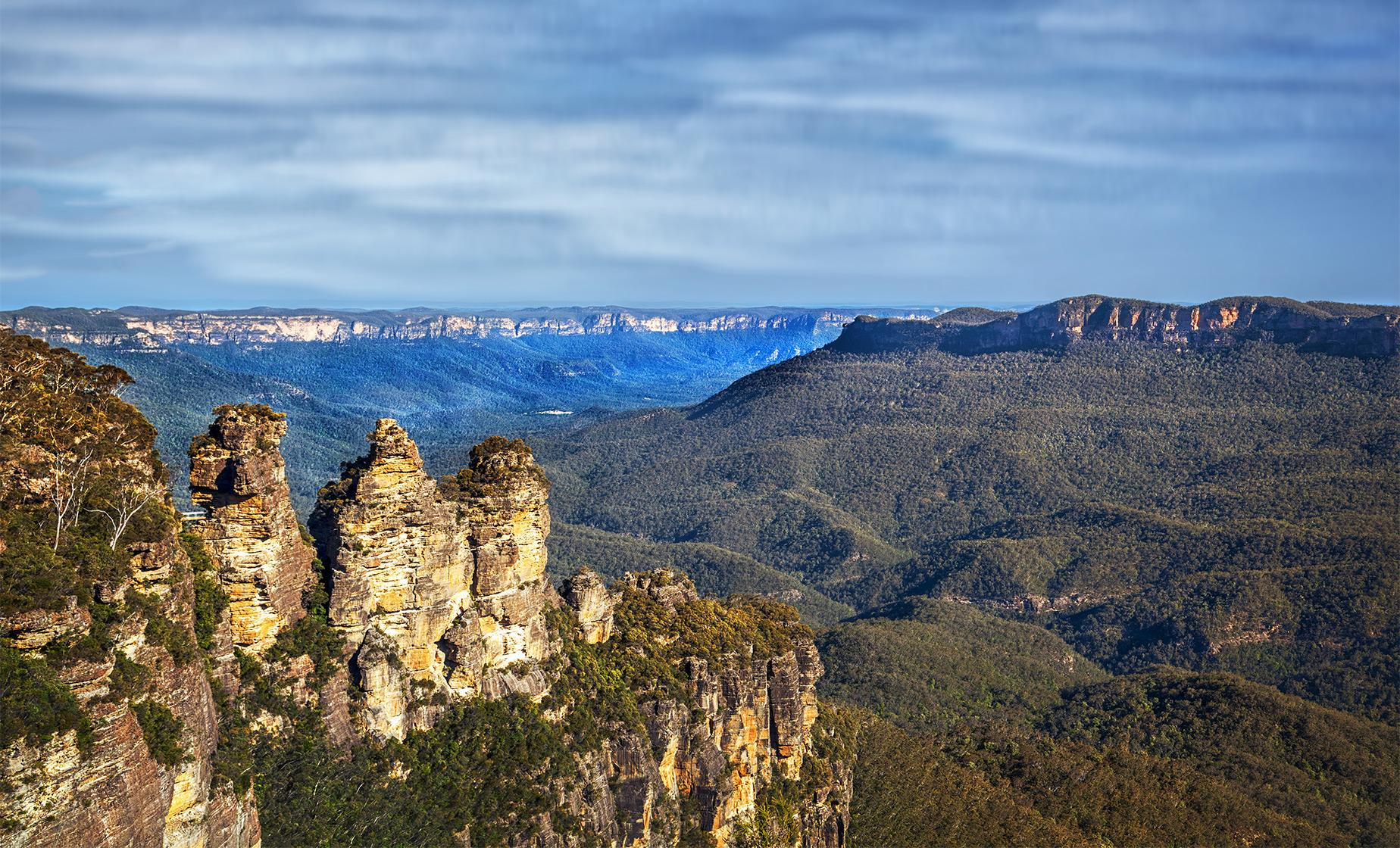 Blue Mountains Nature and Wildlife Tour from Hotel