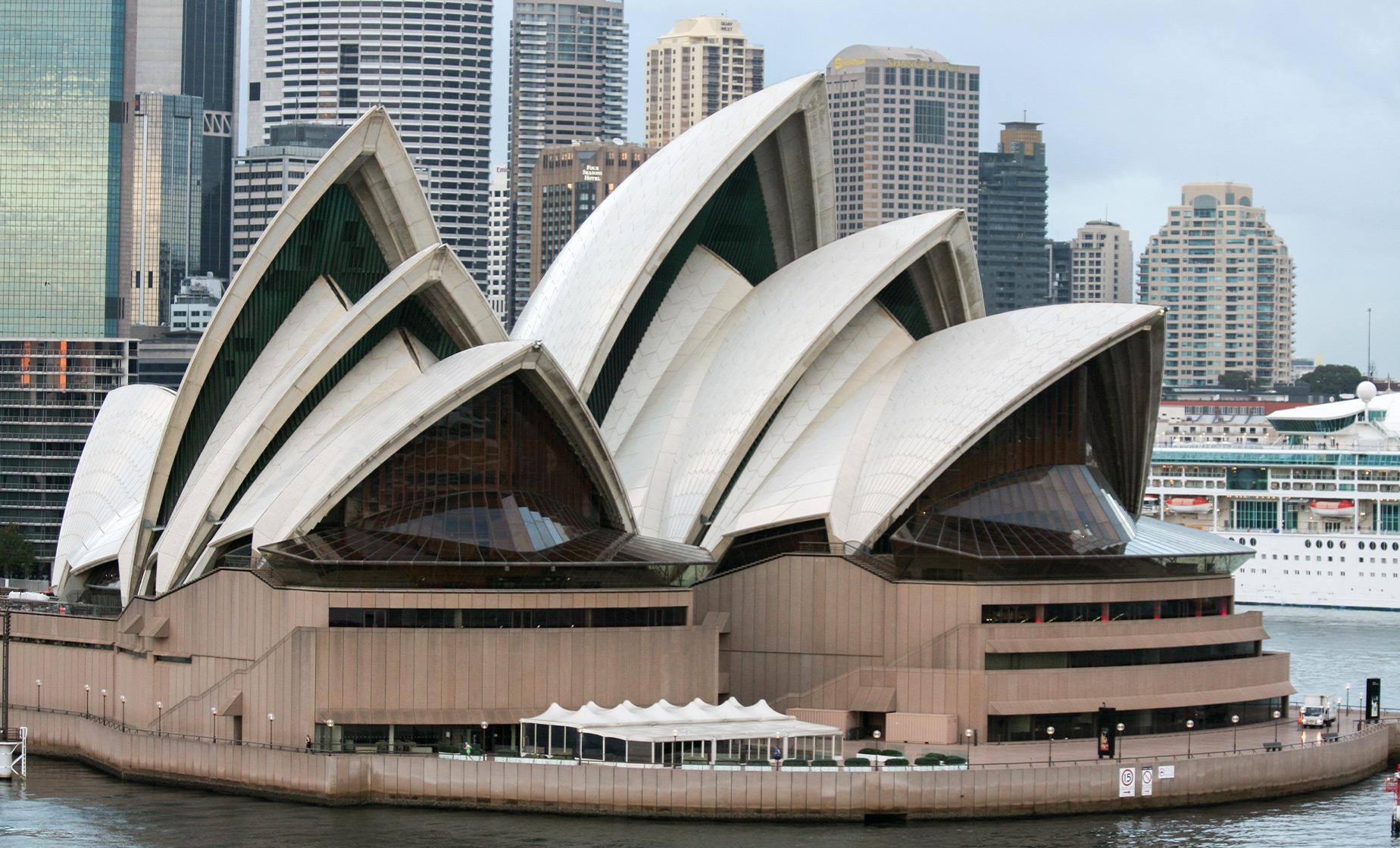 Sydney City and Opera House Tour
