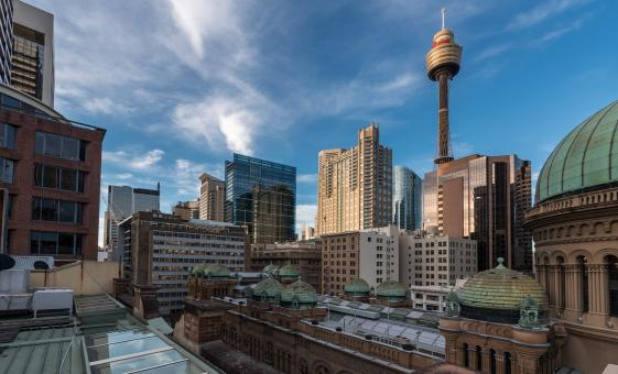 Sydney Tower Eye with 4D Experience Tour (Opera House, Botany Bay)