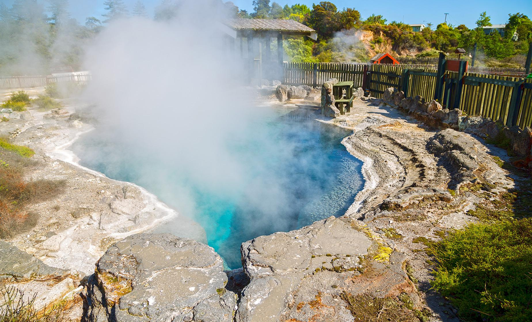 Culture and Nature of Rotorua Tour