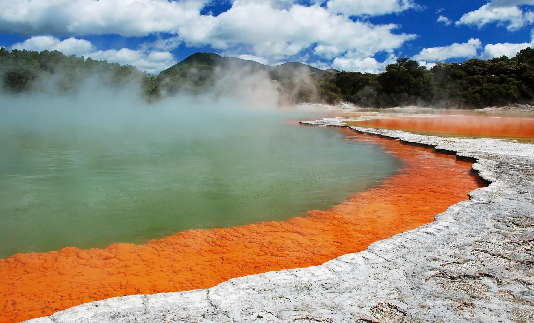 Rotorua Geothermal Wonderland & Maori Cultural Excursion