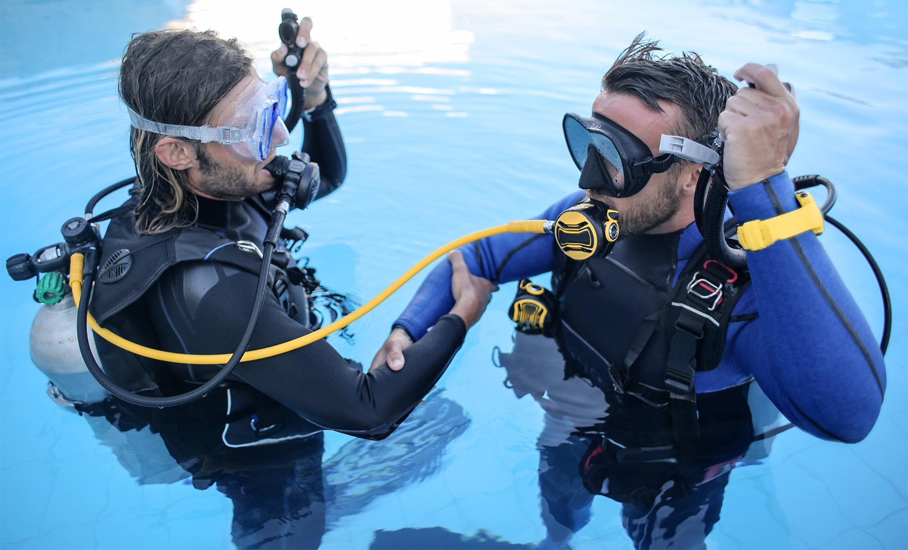 Discover Scuba and Dive