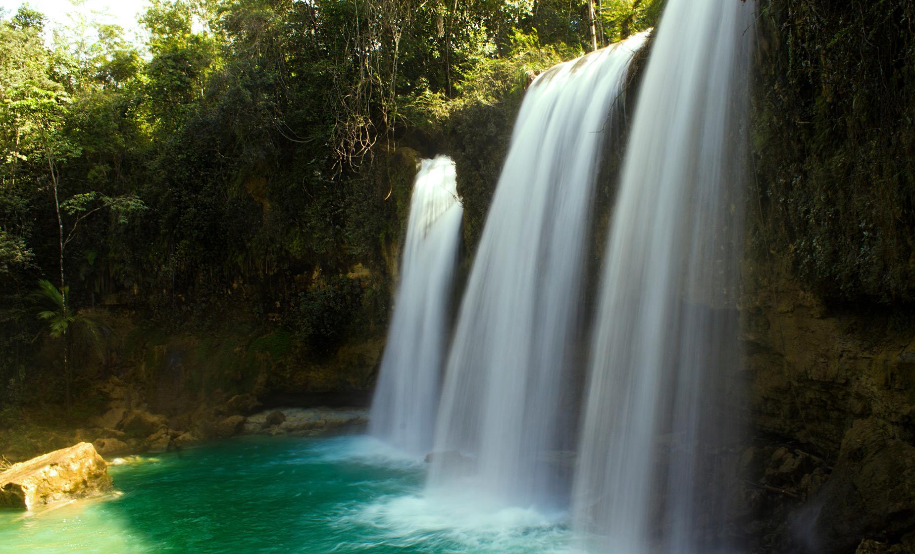 Damajagua Falls Dominican Republic Shore Excursions