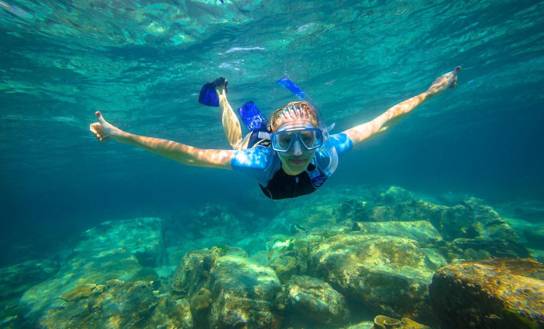 Bonaire Sail & Snorkel Trip