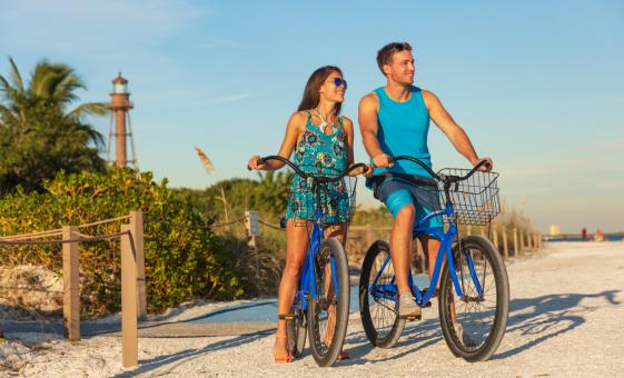 South Coast E-Bike and Beach Adventure