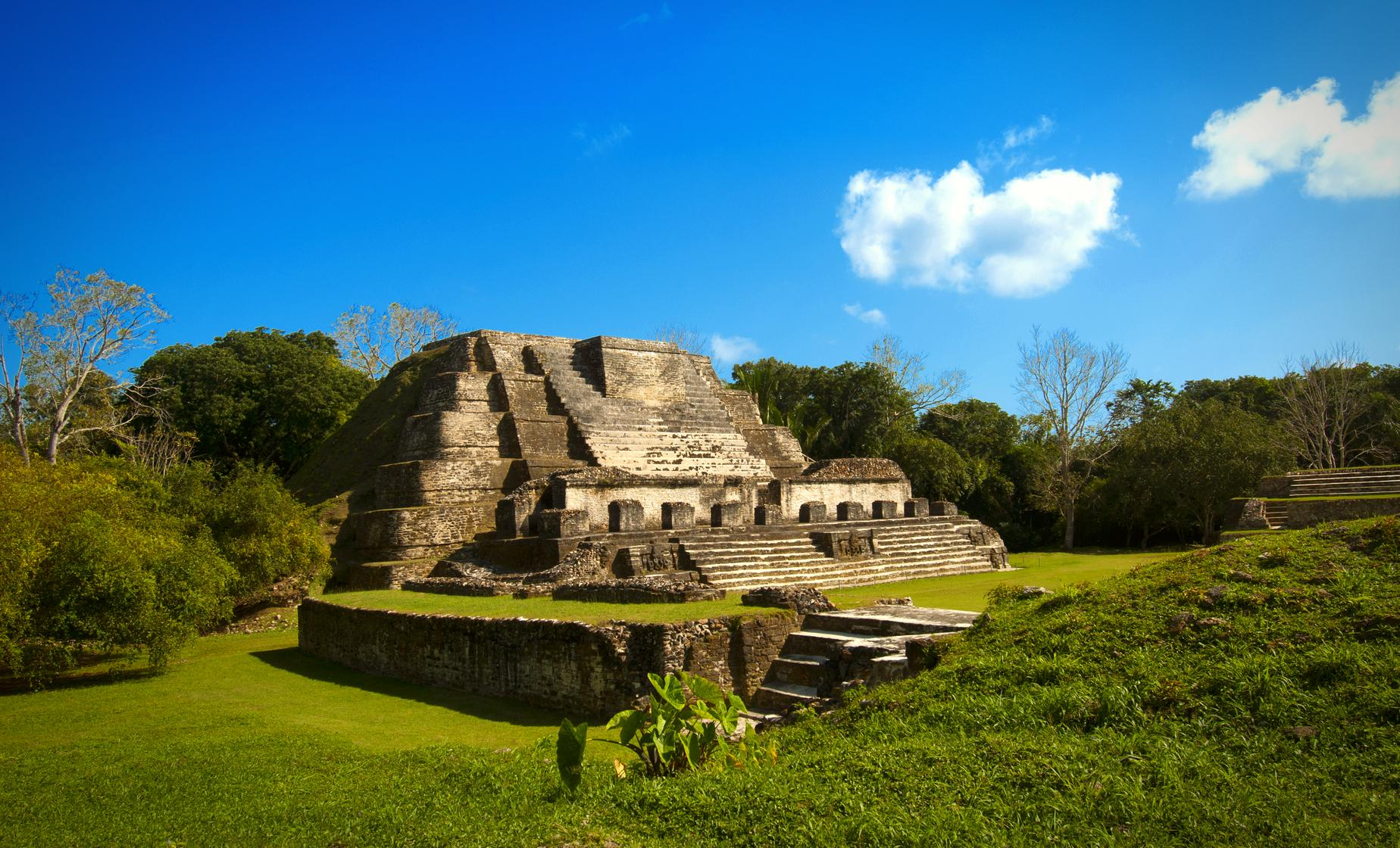 Altun Ha and Belize Zoo
