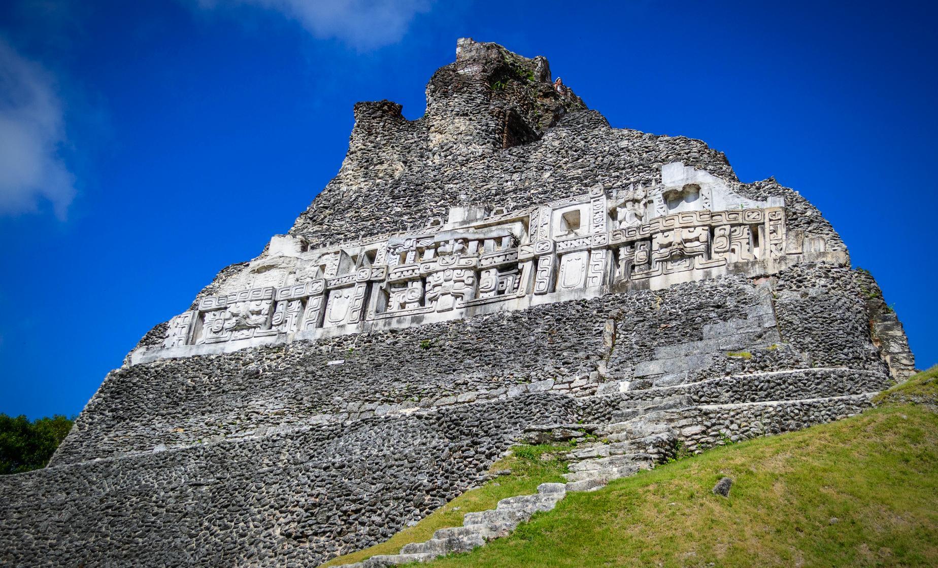 The Ruins of Xunantunich