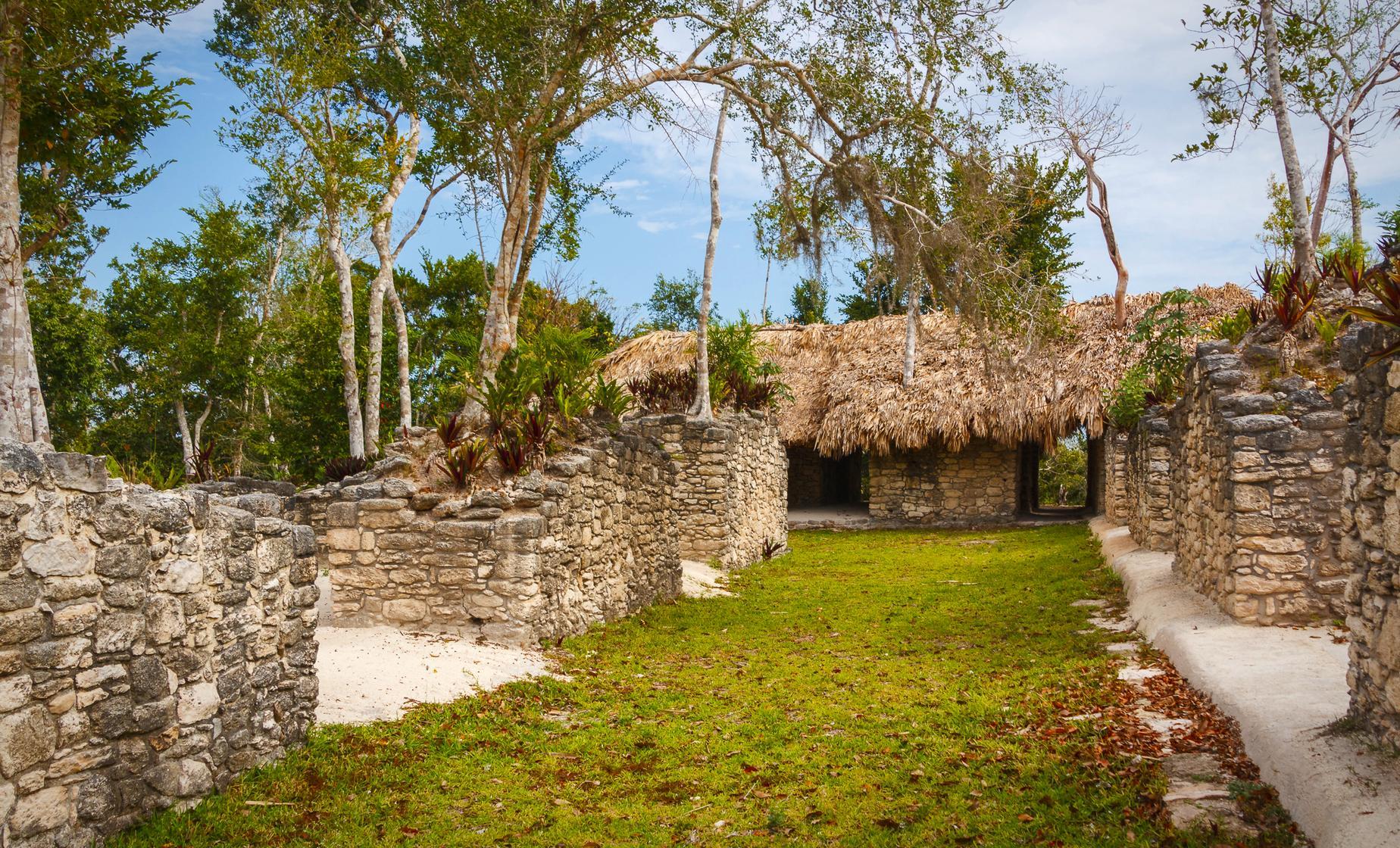 Dzibanche Mayan Ruins Tour