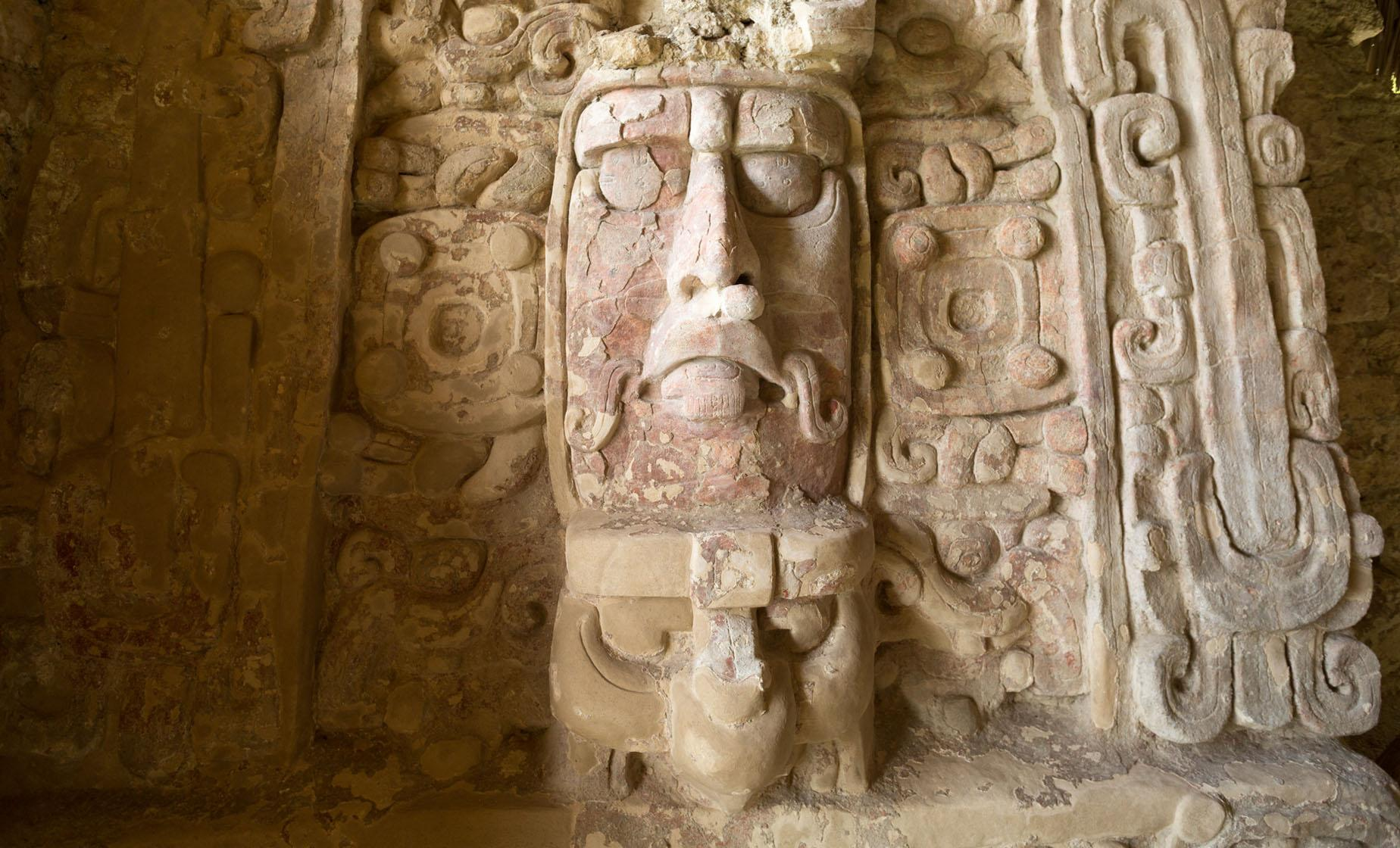 Kohunlich Mayan Ruins and Rainforest Tour History in Costa Maya