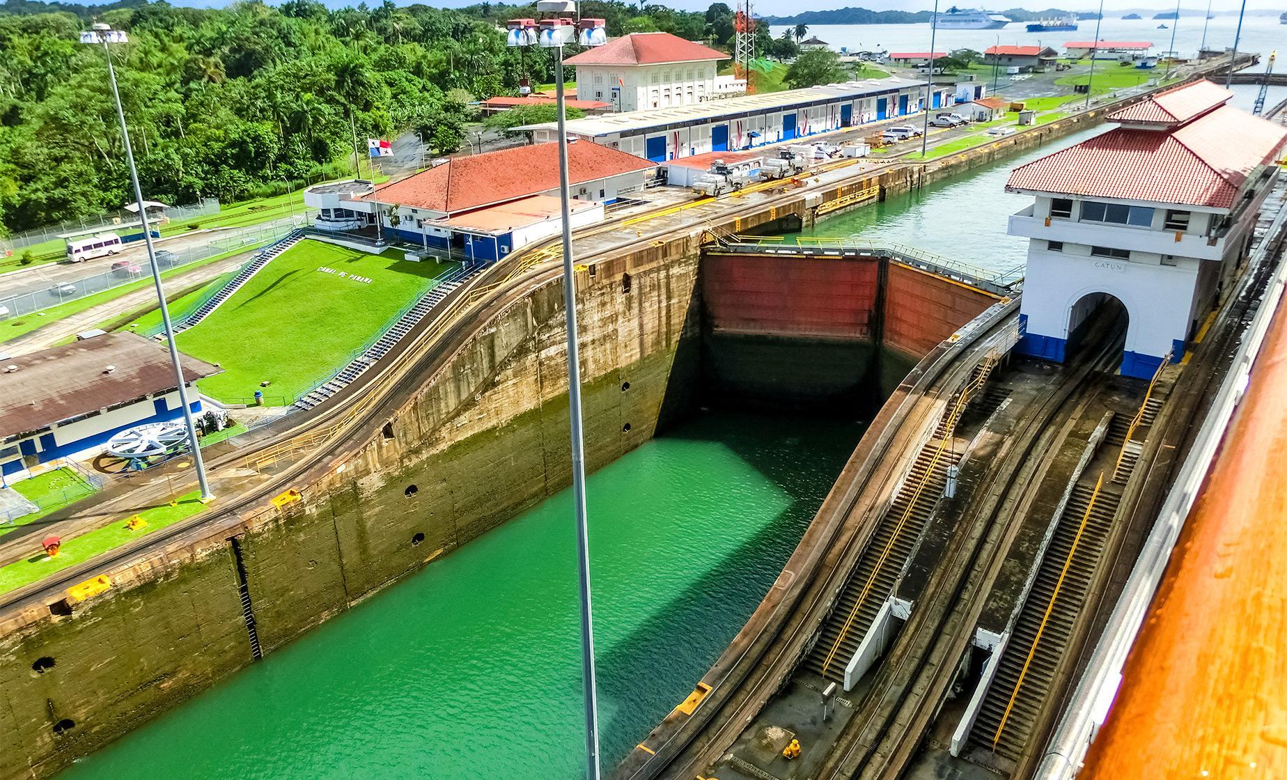Aerial Tram And Miraflores Locks Colon Panama Shore Excursions